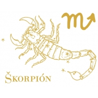 Škorpión, skorpion, sviečka pre znamenie býk, sviečka pre znamenie baran, sviečka pre znamenie škorpión, sviečka pre znamenie rak